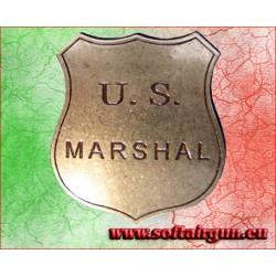 Distintivo da sceriffo badge US Marshal in metallo Denix...