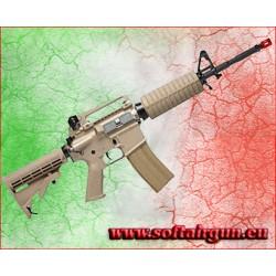 CARBINE MOD.M4A1 G&G FUCILE ELETTRICO FULL METAL TAN...