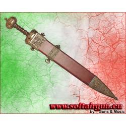 Spada Romana Gladio di Giulio Cesare 1° secolo AC Denix 74cm