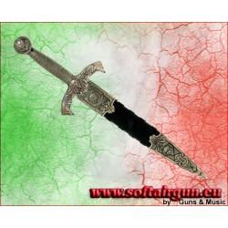 Daga Pugnale di Re Artù con fodero Denix 44cm
