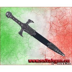 Daga Pugnale di Riccardo Cuor di Leone 12° secolo Denix 44cm